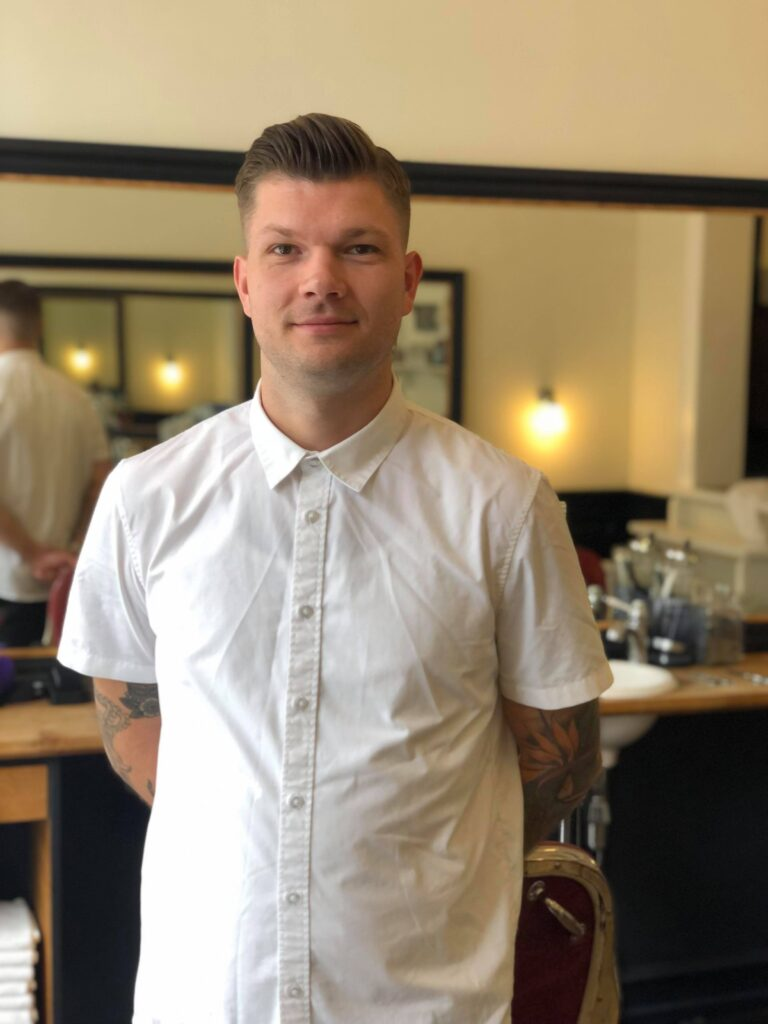 Barbershop herre københavn